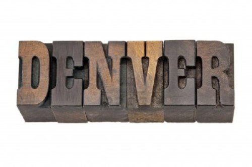 13261441-denver--capital-city-of-colorado--isolated-word-in-vintage-letterpress-wood-type--french-clarendon-f